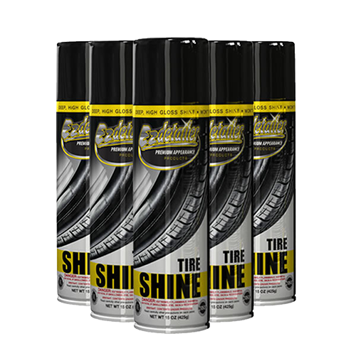 Tire Shine 6 Cans