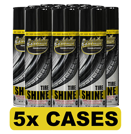 Tire Shine 60 Cans