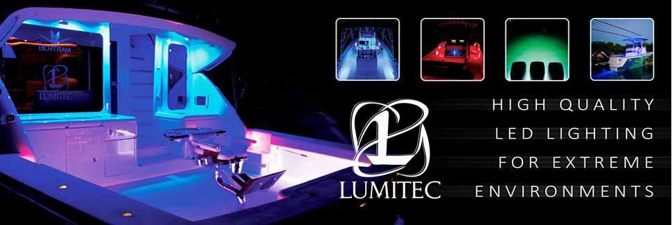 Lumitec LED Marine Lights