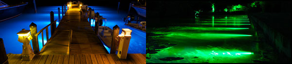 south florida led lighting for boats, yachts, docks and trucks., Reel Combo