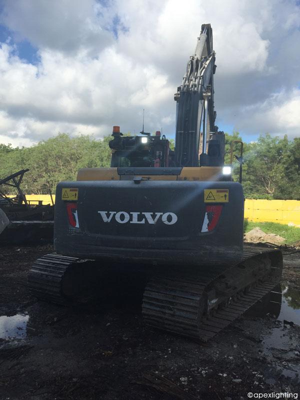 Heavy Duty Equipment Led Work Lights Apexlighting