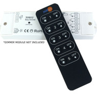 RF Remote for 30602 Dimmer 4-Zone