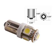 LED BA9S Bulb