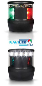 LED Tri-Color with Anchor Lamp