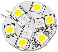 Dual Color LED Bulb G4 1.6W Blue/Cool White