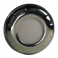 Stainless Steel AURORA Dome Light