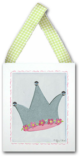 Crown Small Framed Print