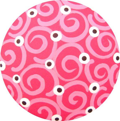 Funky Pink Drawer Pull