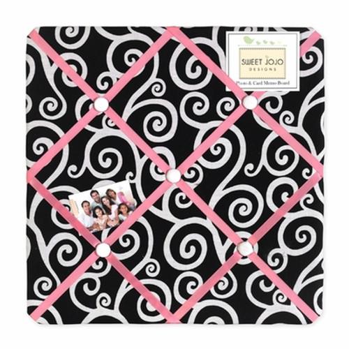 Madison Fabric Memo Board