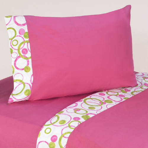 Mod Circles Sheet Set