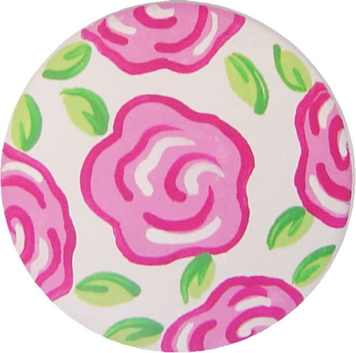 Pink Blossoms Drawer Pull
