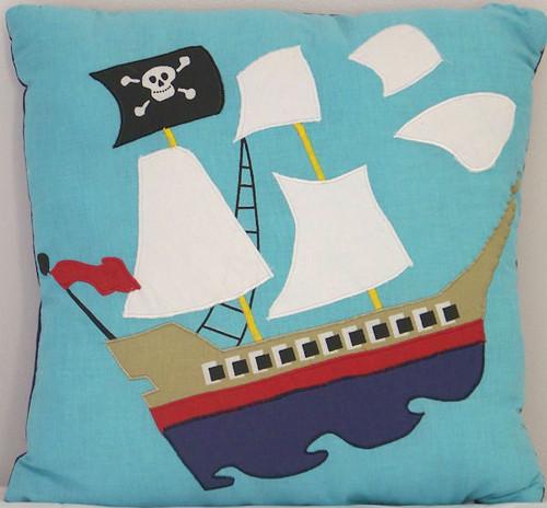 Ahoy Mate Pillow