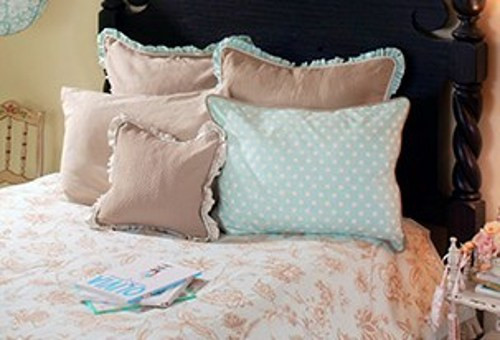 Gypsy Floral Pillows