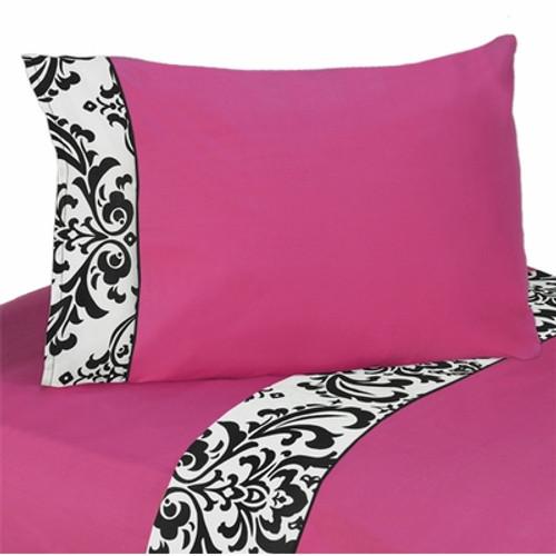 Hot Pink Isabella Sheet Set