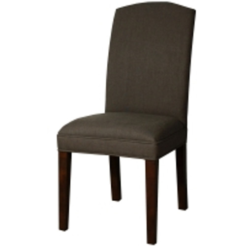 Anabelle Fabric Side Chair, Bark