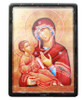 Pick-Your-Saint Framed Standing Icon Magnet
