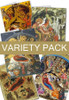 Christmas Card Variety Pack- Set of 12 Cards