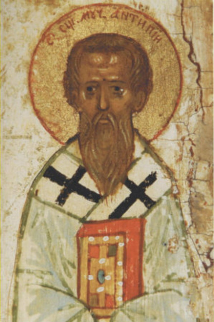 St. Antipas Icon- Icon II