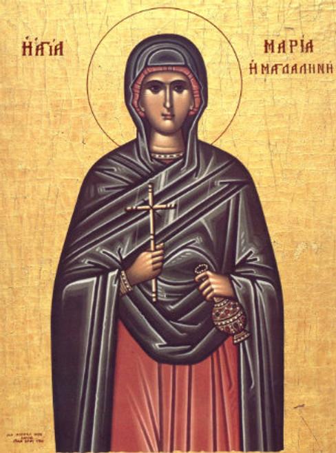 St. Mary Magdalene Icon- Icon II