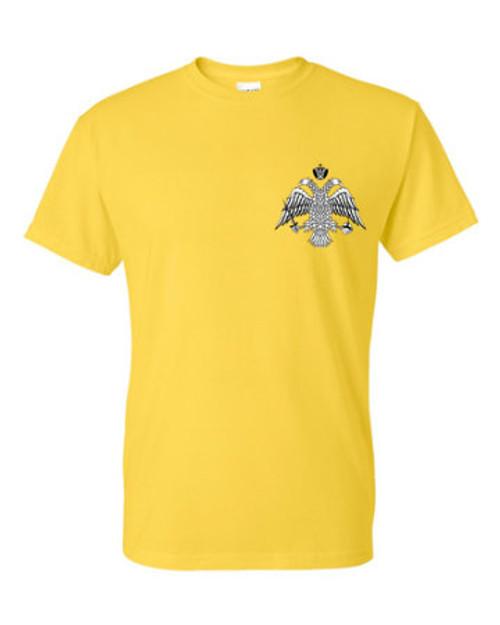 Byzantine Eagle T-Shirt: Men's
