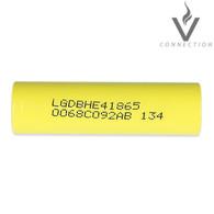 LG HE4 18650 2500mAh Battery - 8C 20A