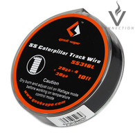 GeekVape SS Caterpillar Track Wire, 28GAx4+30GA