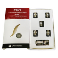 5 pack of  Vaporesso Ceramic EUC  - With Sleeve