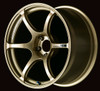 Advan RGIII - Racing Gold Metallic & Racing Gloss Black - 4x100.0 - 63mm Bore - 17x7.0 +42 (Euro Sizing)