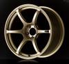Advan RGIII - Racing Gold Metallic & Racing Gloss Black - 5x112.0 - 57.1mm Bore - 17x8.0 +50 (Euro Sizing)