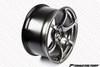 Advan RGIII - Racing Hyper Black - 4x100.0 - 63mm Bore - 18x7.0 +42 (Euro Sizing)
