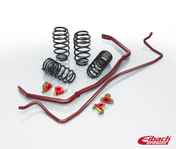 Eibach Springs Pro-Plus (Pro-Kit Springs & Anti-Roll Kit Sway Bars) - Nissan 350z