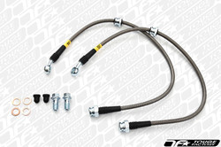 StopTech 09 Nissan 370Z Front Stainless Steel Brake Lines