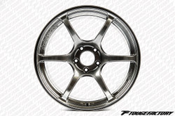 Advan RGIII - Racing Hyper Black - 5x112.0 - 66.5mm Bore - 19x8.5 +45 (Euro Sizing)