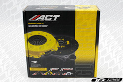 ACT Heavy Duty Solid 4 Puck Race Clutch Nissan 240sx S13 S14 SR20DET