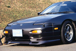 Charge Speed Flip Light Middle Term Type-1 Front Spoiler: FRP - Nissan 240SX S13