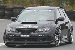 Charge Speed Bottom Line Type-1 FRP Front Lip - Subaru WRX STi GR