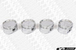 CP Pistions Standard 86.0mm Bore / 10:1 Compression - FA20 Set