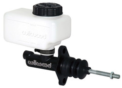 """Wilwood Compact Remote Side Mount Master Cylinder - 5/8""""-1/18"""" Bore Sizes"""