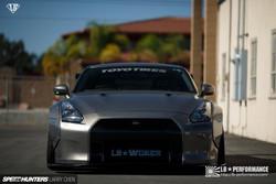 LB-Works Nissan GTR R35 Front Bumper