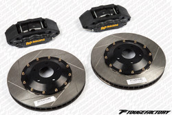 AP Racing Classic Rear 4 Piston Big Brake Kit - Mitsubishi EVO 7/8/9