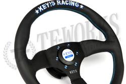 Titanium Steering Wheel Dress Up Bolts