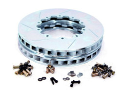 Girodisc 2pc Front Rotors Ring Replacements For STi 04-Present