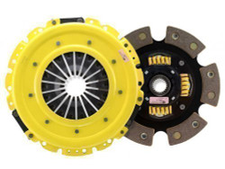 ACT 6 Puck Sprung Clutch Kit - 84-89 Nissan 300ZX