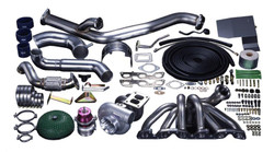 HKS Special Full Turbo Kit - 99-02 Nissan Skyline GT-R R34