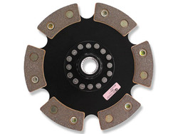 ACT 6 Pad Rigid Race Clutch Disc - 01-06 BMW M3 E46