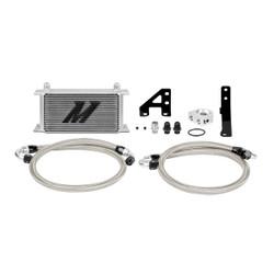 Mishimoto Non-Thermostatic Oil Cooler Kit - '15 Subaru WRX STi