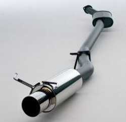 HKS Silent Hi-Power Exhaust - Supra JZA80