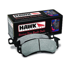 Hawk Performance Black Racing Front Brake Pads - 86-95 Mazda RX-7