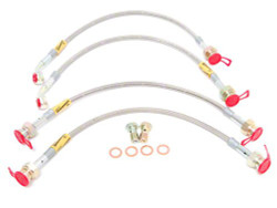Goodridge Front Brake Line - 86-95 Mazda RX-7