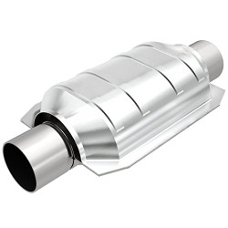 Magnaflow Universal California Catalytic Converter, 2.25 in In/Out - 86-91 Mazda RX-7